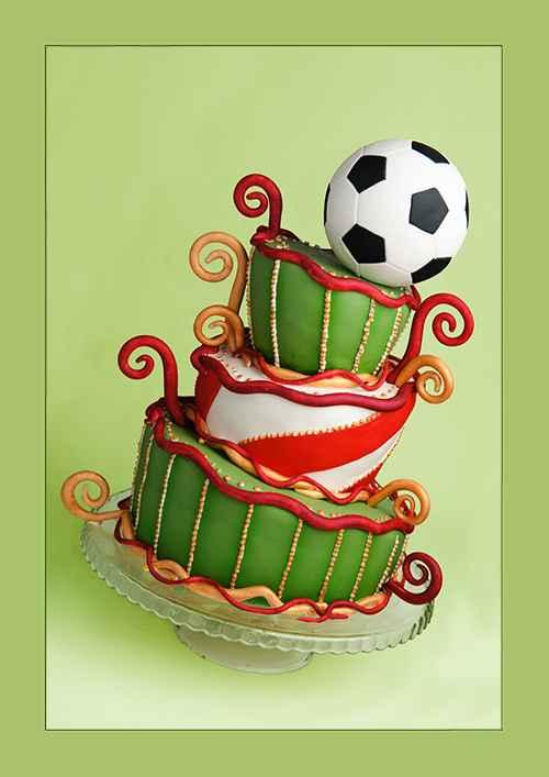 Sweet Sixteen En Voetbal Bakken Vol Passie